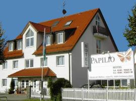 Hotel Papilio, hotel near Leipzig/Halle Airport - LEJ, Leipzig