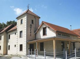 La Tour Des Lys, hotel near Sainte Waudru Collegiate Church, Maubeuge