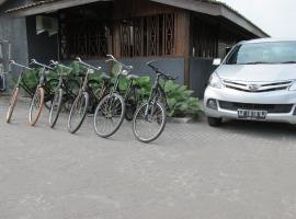 Puri Menoreh Hotel and Restaurant, hotel di Borobudur