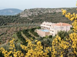 Perivoli Country Hotel & Retreat, ξενοδοχείο στο Ναύπλιο