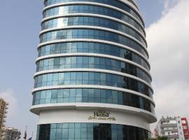 Yol Is Holiday Adana, отель в Адане, рядом находится Центральная мечеть