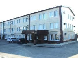 Hotel Olimp, hotel in Belgorod