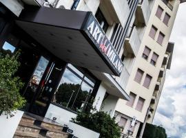 Art Hotel Milano, hotell i Prato
