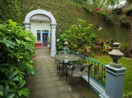 Posada del Cafeto, boutique hotel in Xalapa