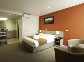 Mansfield Motel, accommodation in Mansfield