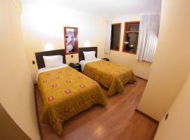 Qosqo Wasi, hotel cerca de Templo de Coricancha, Cuzco