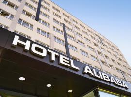 Hotel Ali Baba, hotel in Humenné