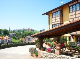 La Solana Montañesa, hotel near El Capricho, Comillas