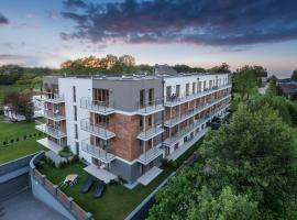Apartamenty Rozewie – hotel w Jastrzębiej Górze