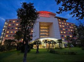 Hotel Rafael, hotel in Milaan
