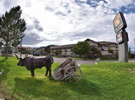 Prospector Hotel & Casino, hotel in Ely