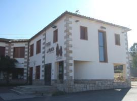La Plata de Oropesa, hotel in Oropesa
