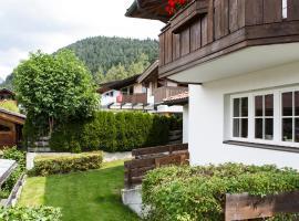 Appartement am Sonnweg, hotel near Rosshütte, Seefeld in Tirol