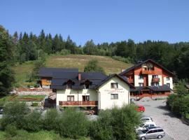 Willa Larysa Agro – hotel w Wiśle