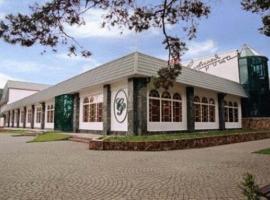 Гостиничный комплекс Соловьиная Роща, отель в Курске