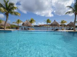 Spanish Water Beach Resort, apartamento em Willemstad