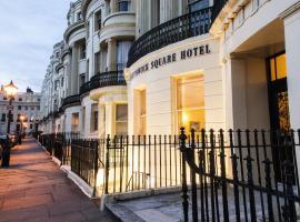 Brunswick Square Hotel, hotel in Brighton & Hove