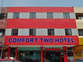Comfort Two Hotel, hotel di Melaka