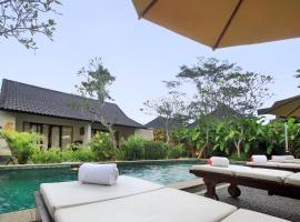 Chili Ubud Cottage, resort village in Ubud