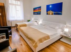 Anabelle Bed and Breakfast, B&B v Budimpešti