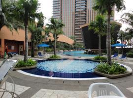 時代廣場最佳公寓,吉隆坡的飯店