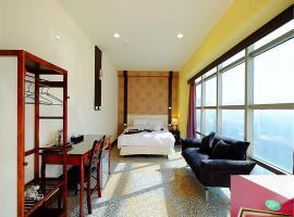 台東市安慶67套房館歡迎短租長租,台東市的家庭旅館