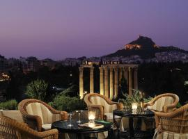 Royal Olympic Hotel, hotel in Athens