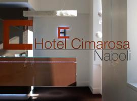 Hotel Cimarosa, hotel in Naples