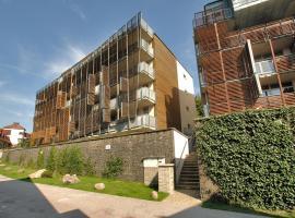 Pension 7 - Apartmany Certovka, apartmán v destinaci Harrachov
