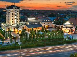Boutique Hotel Traditional, hotel in Astana