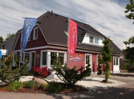 Haus Amo Solem, serviced apartment in Dierhagen