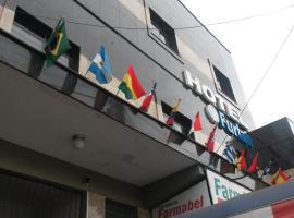 Hotel Furlan, hotel near Arthur Mesquita Dias Stadium, Sapucaia do Sul
