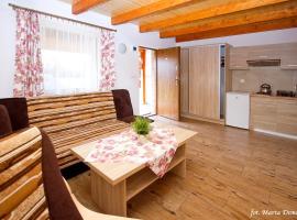 Domki Ania – hotel w pobliżu miejsca Łeba Park w Łebie