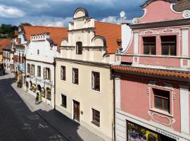 Vila Krumlov, hotel in Český Krumlov