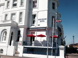 West Rocks Hotel, hotel near Towner Art Gallery, Eastbourne