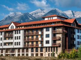 Гранд Рояле Апартаментен Комплекс & Спа, хотел в Банско