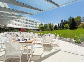 Oberwaid - Das Hotel., hotel in St. Gallen