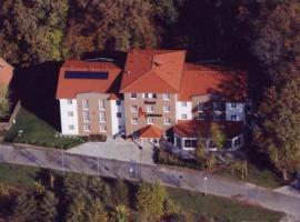 Montana Hotel Senden, hotel near LWL Museum of Natural History, Senden