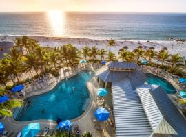 Naples Beach Hotel and Golf Club, golf hotel in Naples