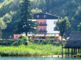 Hotel Cima d'Oro, hotel in Ledro