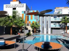 Oasis at Gold Spike, hotel en Las Vegas