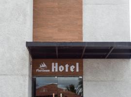 Plattinum Hotel, hotel in Salvador