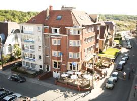 Hotel Du Soleil, hotel in Knokke-Heist