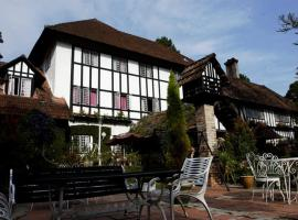 The Smokehouse Hotel & Restaurant Cameron Highlands, hotel in Cameron Highlands