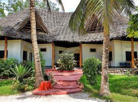 Pongwe Beach Hotel, hotel in Pongwe