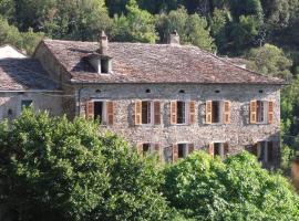 Chambre d'Hôtes La Marlotte, boutique hotel in Castello-di-Rostino