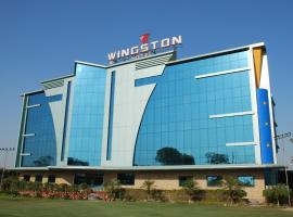 Hotel Wingston Mathura, hotel in Mathura