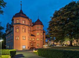 Schloßhotel Althörnitz, Hotel in Bertsdorf
