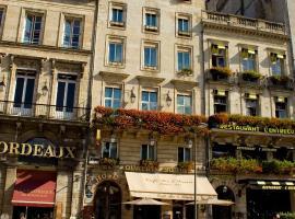 Hotel des 4 Soeurs, hotel in Bordeaux