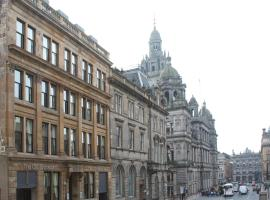 The Z Hotel Glasgow, hotel near Princes Square, Glasgow